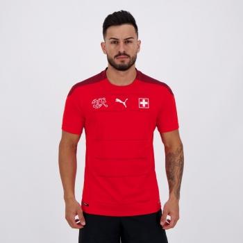Camisa Puma Suíça Home 2020