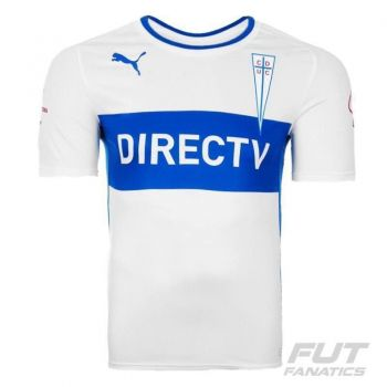 Camisa Puma Universidad Católica Home 2014