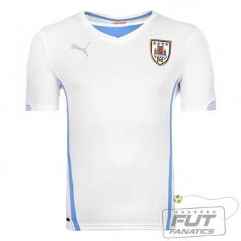 Camisa Puma Uruguai Away 2014