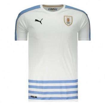 Camisa Puma Uruguai Away 2016