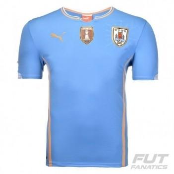 Camisa Puma Uruguai Home 2015 Copa América