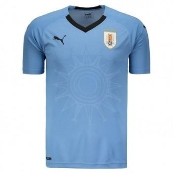 Camisa Puma Uruguai Home 2018