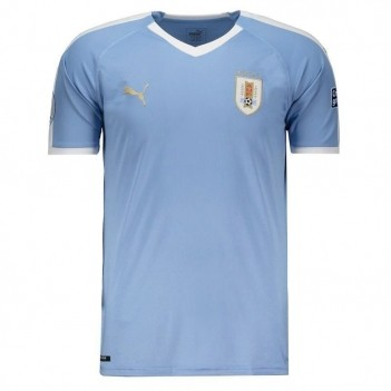 Camisa Puma Uruguai Home 2019 Copa América