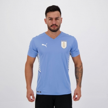 Camisa Puma Uruguai Home 2021
