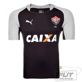 Camisa Puma Vitória Goleiro II 2014