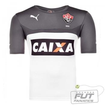 Camisa Puma Vitória Treino Comissão Técnica 2014