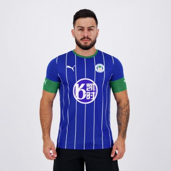 Camisa Puma Wigan Home 2020