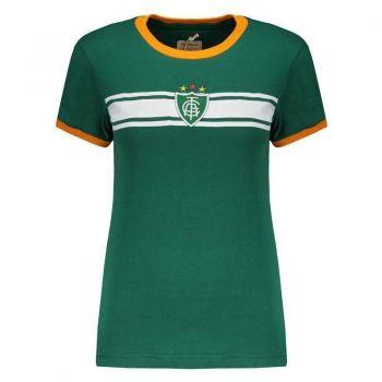 Camisa Retrômania América Mineiro Feminina