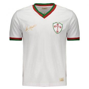 Camisa Retrômania Portuguesa 1965 Ivair