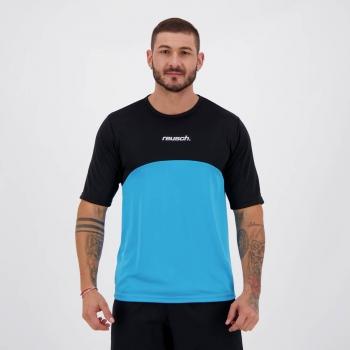 Camisa Reusch Wizard Goleiro Azul