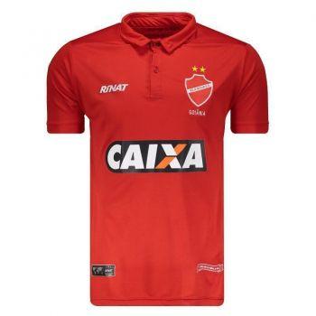 Camisa Rinat Vila Nova I 2017 Nº 10 com Patrocínio