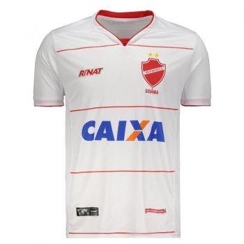 Camisa Rinat Vila Nova II 2017 Nº 10 com Patrocínio