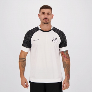 Camisa Santos Cell Branca
