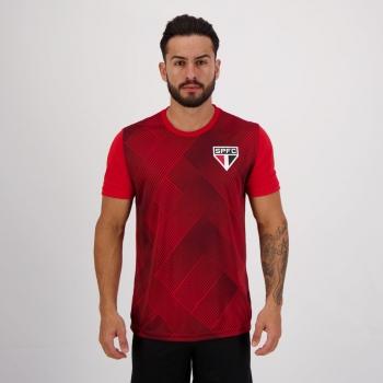 Camisa São Paulo Adams Vermelha