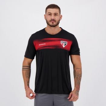 Camisa São Paulo Chain Preta