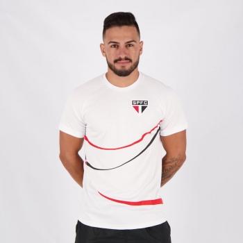 Camisa São Paulo Diamond Branca