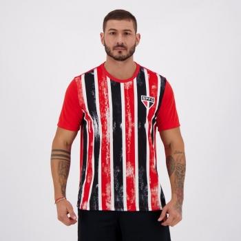 Camisa São Paulo Fold Vermelha