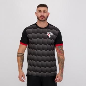 Camisa São Paulo Speed Preta