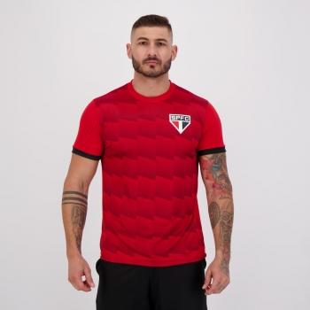 Camisa São Paulo Speed Vermelha