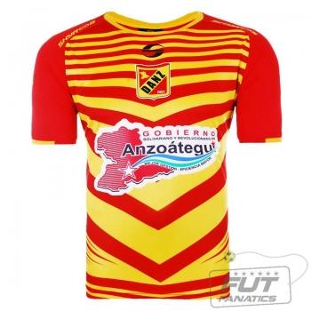 Camisa Skyros Deportivo Anzoátegui Home 2013