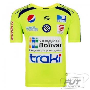 Camisa Skyros Mineros de Guayana Away 2013