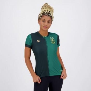Camisa Sparta América Mineiro I 2020 Feminina