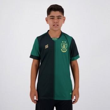 Camisa Sparta América Mineiro I 2020 Juvenil
