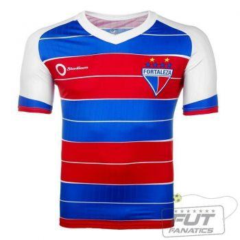 Camisa Stadium Fortaleza I 2013 Nº 10