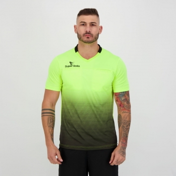Camisa Super Bolla Árbitro II Verde