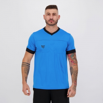 Camisa Super Bolla Arbitro Raiz Azul