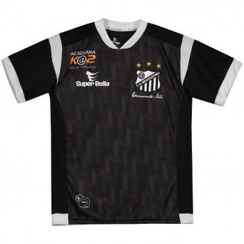 Camisa Super Bolla Bragantino II 2017 com Número Juvenil