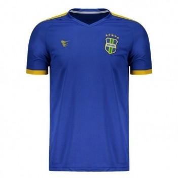 Camisa Super Bolla Brasil Pró 2018 Azul