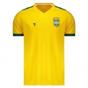 Camisa Super Bolla Brasil Pró 2018 Nº 10