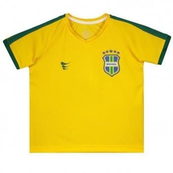Camisa Super Bolla Brasil Pró 2018 Juvenil Nº 10