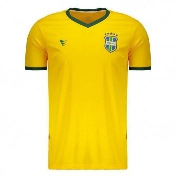 Camisa Super Bolla Brasil Torcedor 2018