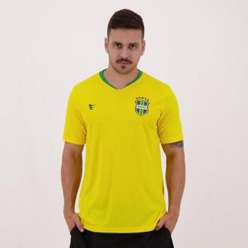 Camisa Super Bolla Brasil Torcida Nº 10