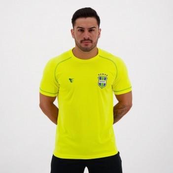 Camisa Super Bolla Brasil Ultimate 2018 Amarela