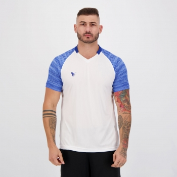 Camisa Super Bolla Classic Branca e Azul