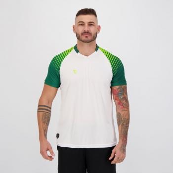Camisa Super Bolla Classic Branca e Verde