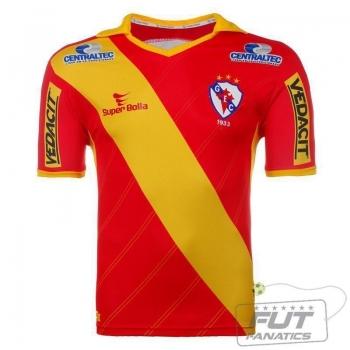 Camisa Super Bolla Galicia II 2014