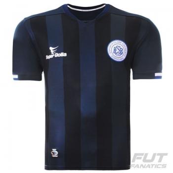Camisa Super Bolla São Bento III 2016 Sem Patrocínio