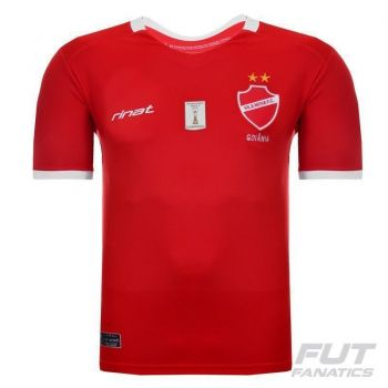 Camisa Rinat Vila Nova I 2016