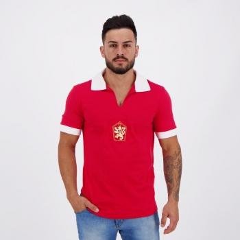Camisa Tchecoslováquia Retrô Nº 9