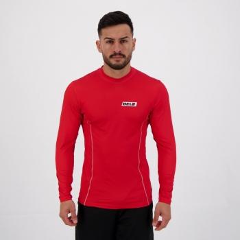 Camisa Térmica Belo 1931 Botafogo PB 2020 Vermelha