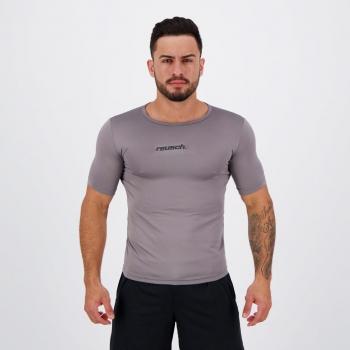 Camisa Térmica Reusch Underjersey Cinza
