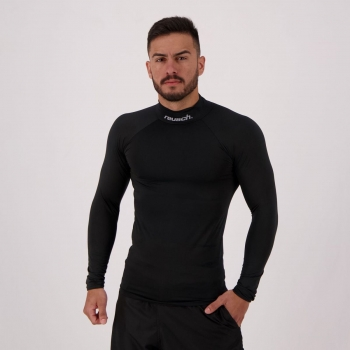Camisa Térmica Reusch Underjersey Gola Alta Manga