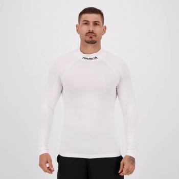 Camisa Térmica Reusch Underjersey Manga Longa Bran