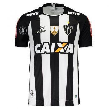 Camisa Topper Atlético Mineiro I 2017 Libertadores