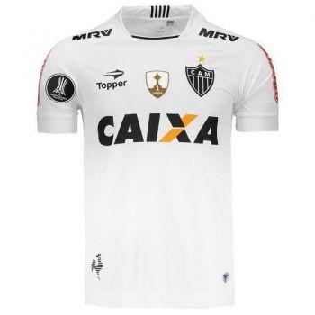 Camisa Topper Atlético Mineiro II 2017 Libertadores