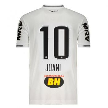 Camisa Topper Atlético Mineiro II 2018 10 Juani Cazares